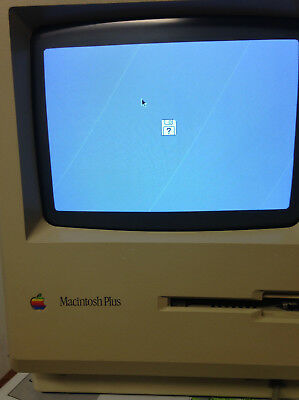 Apple Computer MO100 Mouse from a Macintosh plus 1mb