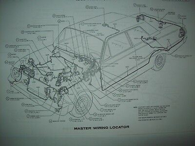 1965 lincoln continental wiring diagram set 22 99 picclick rh picclick com 1975 Lincoln Continental Wiring-Diagram 1960 Lincoln Convertible Wiring Diagrams