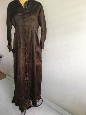 Early 1900s Victorian Ladies Coat Antique Vintage