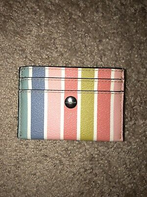 Coach Credit Card Holder / wallet used
