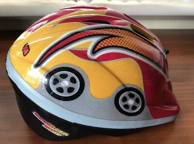 Kids Childrens Boys Girls Cycle Safety Helmet BIKE Bicycle Skating Scooter