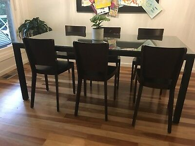 Dining Setting Table And Chairs And Stools From MAP Furniture
