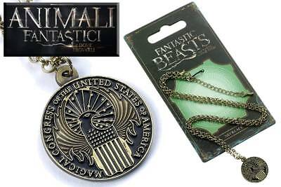 Jm2256781Fantastic Beasts Congress Necklace