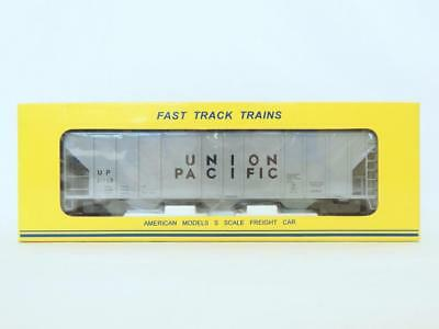 American Models 3313 S SCALE 1:64 3 Bay Covered Hopper UP Union Pacific #21753