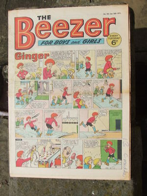 The Beezer No 783. (1971).  Good postage savings made on multiple purchases.