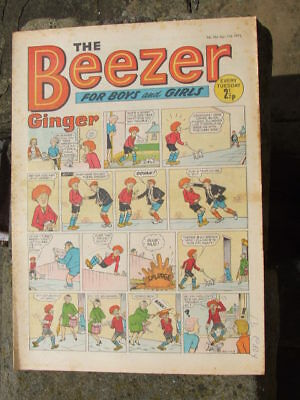 The Beezer No 796. (1971).  Good postage savings made on multiple purchases.