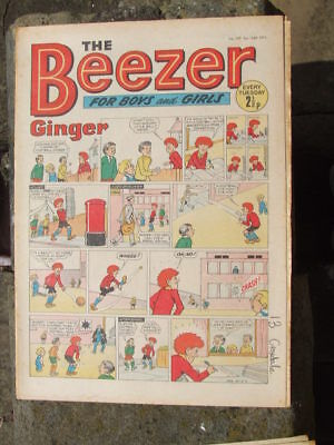 The Beezer No 797. (1971).  Good postage savings made on multiple purchases.