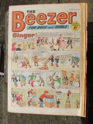 The Beezer No 782. (1971).  Good postage savings made on multiple purchases.