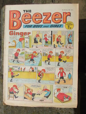 The Beezer No 793. (1971).  Good postage savings made on multiple purchases.