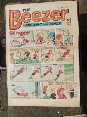 The Beezer No 787. (1971).  Good postage savings made on multiple purchases.