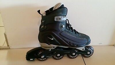 NIKE N. Dorphin 3 roller blades size 10 mens skates great condition like new
