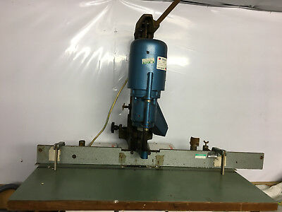 Paper Drill fully adjustable old but in good working order