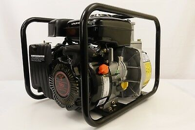 4-Stroke 1-1/2 Inch 2.3 HP Gas Powered Portable Water Pump