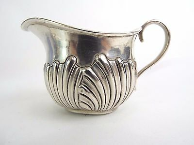 Jug Small Solid Sterling Silver Art Nouveau Charles Boyton London 1893