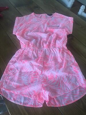BNWT Girls Age 14 Playsuit New Look 915 Generation