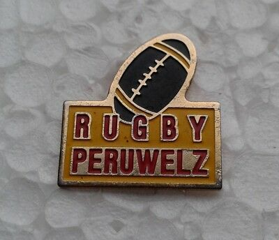 Pin's Rugby Péruwelz