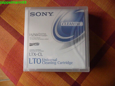 Sony LTX-CL LTO Universal Cleaning Cartridge