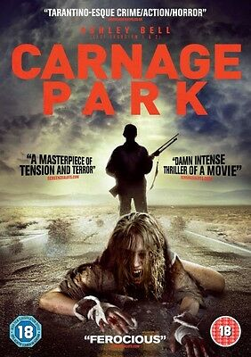 Carnage Park (DVD) (NEW AND SEALED) (REGION 2) (FREE POSTAGE)