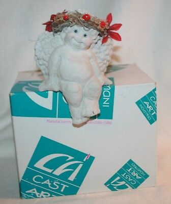 1991 Cast Art Ind. Dreamsicles Shelf Sitter Kristin 93, With Box