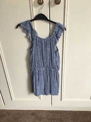 Girls NEXT Playsuit shorts Jumpsuit age 8 years.