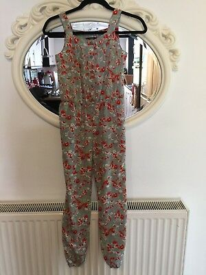 Girls (George) Gorgeous Summer Jumpsuit. Age 8-9 Years.