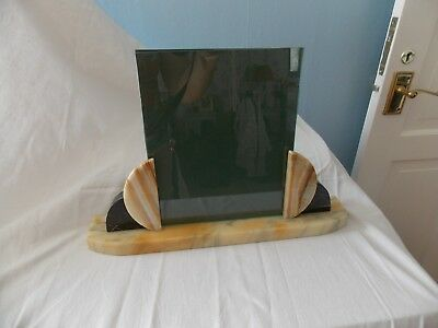 Art Deco French marble Photo Frame