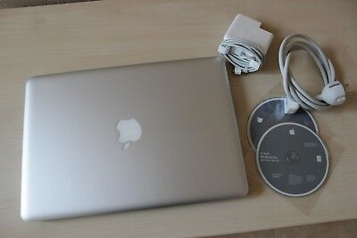 Apple MacBook Pro A1278 33,8 cm (13,3 Zoll) Laptop (Juni, 2009) - Individuelle K