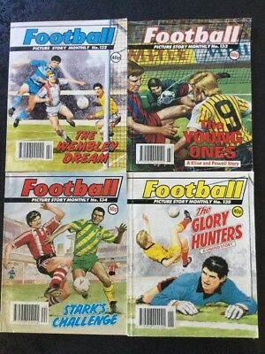 4 Football Picture Story Monthly Comics (2)