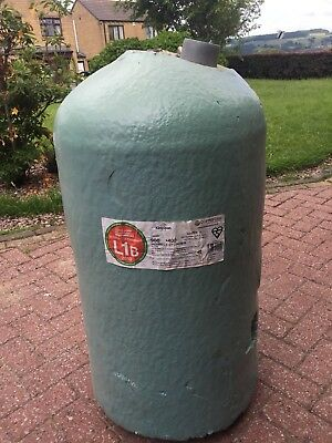 LARGE TELFORD INDIRECT copper cylinder 206L 1500 x 450 with ...
