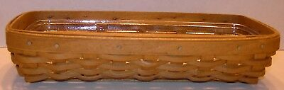 Longaberger 2003 Special Things Mothers Day Basket with Protector