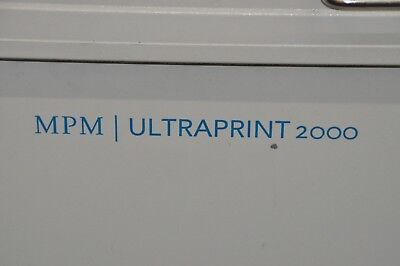 MPM Speedline UP2000/B
