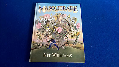 A Rare Copy of Masquerade Kit Williams HB, Genuine 1st Edition 1979 1st Printing