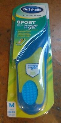 Dr. Scholl's Athletic Series Sport Insoles for Men Size 8-14