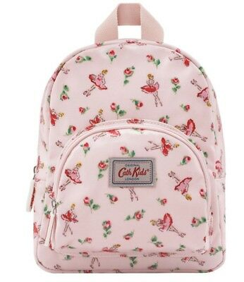 Cath Kidston Mini Ballerina Rose Mini Rucksack Brand New With Tags Childs Bag