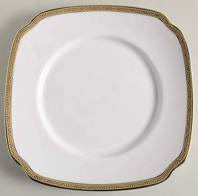 CHARTER CLUB GRAND BUFFET GOLD Square Salad Plate 10988345 - $27.99 ...