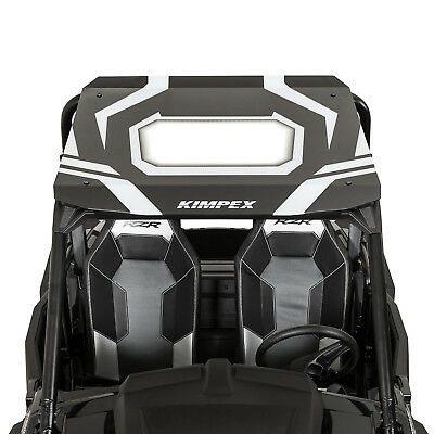 Kimpex UTV Hard Roof Top Sunroof Style Window Polaris RZR 900 1000 2014 to 2018
