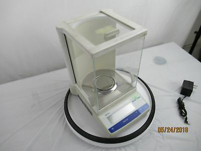 Mettler Toledo AB104-S/FACT Precision Analytical Balance Digital Scale AS IS