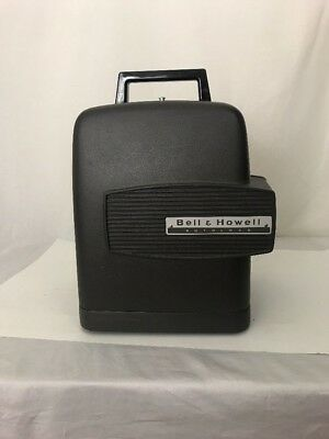 Vintage Bell & Howell Autoload Super Eight 8 Design 346A Movie Projector