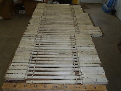 Lot of 42 Antique Balusters Stair Spindles from 1801 Bucks county farm house