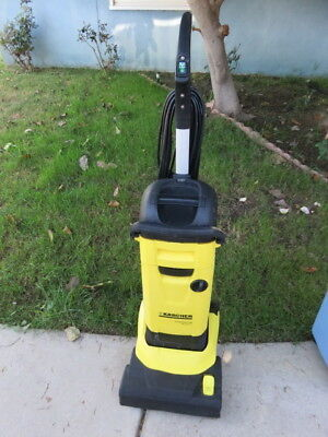 Karcher br 30/4 c commercial hardwood tile carpet clean scrubber extractor