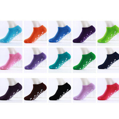 1Pairs Hot Moisturising Gel Socks Vitamin Foot Care Soft Comfy Silicone One Size