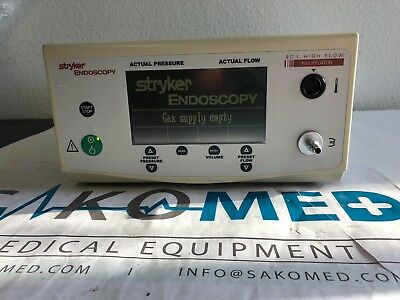 Stryker Endoscopy 40 L Highflow Insufflator 0620-040-001
