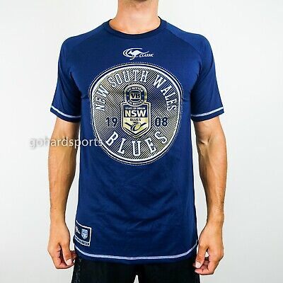 NSW Blues State Of Origin 2017 Supporters Tee (Size S - XL) ON SALE NOW!