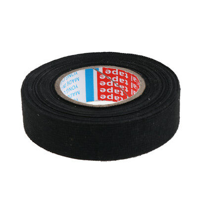Automotive Cloth Tape Wire Loom Harness Tape 19mm x 15m Adhesive