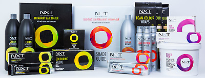 NXT Next Generation Permanent Hair Colour 100ML, All shades available