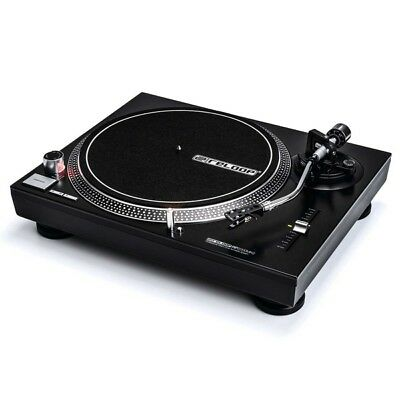 Reloop RP-2000 MK2 Direct Drive 33.3 / 45 RPM DJ Turntable Vinyl Deck