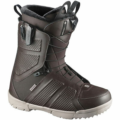 RESTPOSTEN Salomon Faction Snowboard Boots für Herren, Gr. 43,5 / MG: 28,5 cm