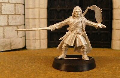 ARAGORN FELLOWSHIP - Lord Of The Rings Metal Figure(s)