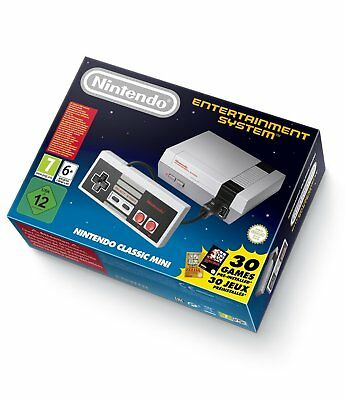 Nintendo Classic Mini: NES - BRAND NEW AND SEALED - IN STOCK - QUICK DISPATCH