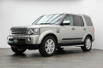 2010 Land Rover LR4 HSE Luxury with Third Row 103,885 Miles